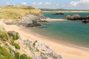 Llanddwyn Island Beach | Beautiful Anglesey | Quality Cottages Holidays Wales