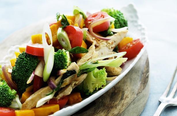 Salat opskrift