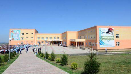 В Алматинской области состоялось торжественное открытие школы на 600 мест