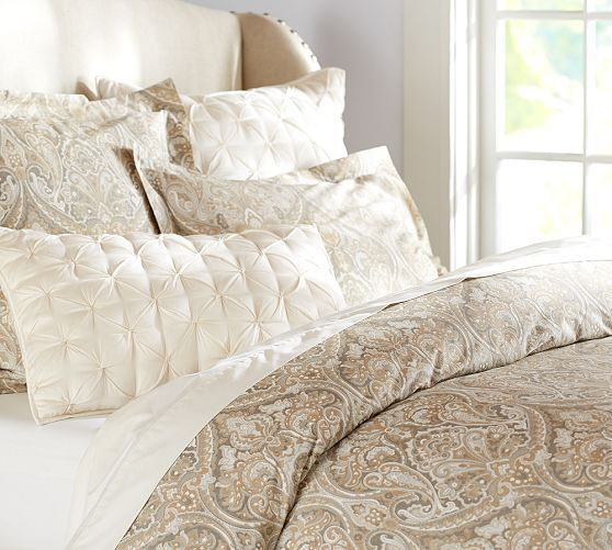 Mckenna Paisley Bedding Love With Images Paisley