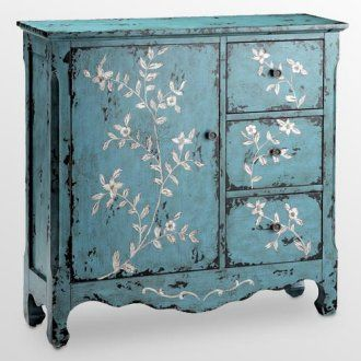 Love This Dresser Painting.