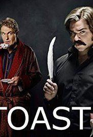 Toast Of London Series 1 Episode 3. Steven Toast, an eccentric middle aged actor with a chequered past, spends more time dealing with his problems off stage than performing on it
