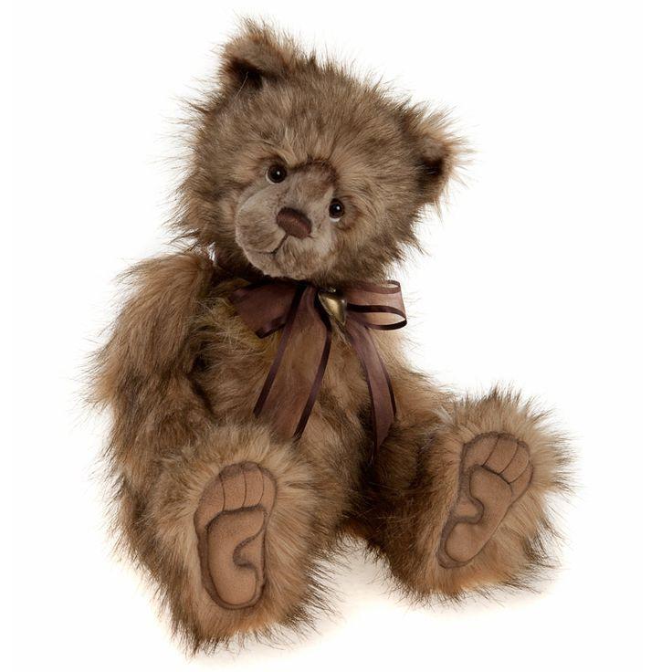 Charlie Bears Teddy Bear Grumpy