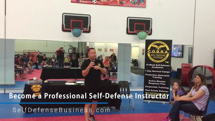 I often joke that I owe thousands of former students a refund. Why? Because I advertised that I taught self-defense when I had no real experience or knowledge of the subject matter.    SelfDefenseBusiness.com