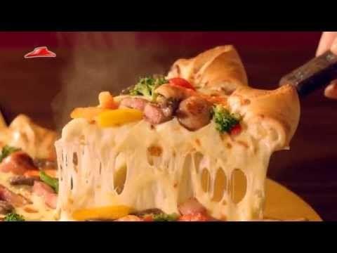 Pizza Hut Unleashes a Cranberry Crust Pizza on South Korea