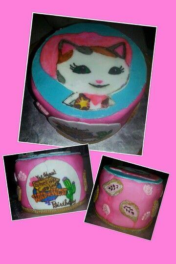 Sheriff Birthday Cake Ideas