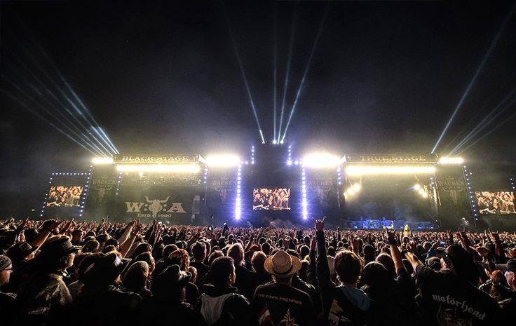 El Wacken Open Air WOA, es el festival más grande de metal en el mundo. Un evento que normalmente dura tres o cuatro días (este año tres) y en el cual...  #WOA #Wacken2017 #Metal #Alemania