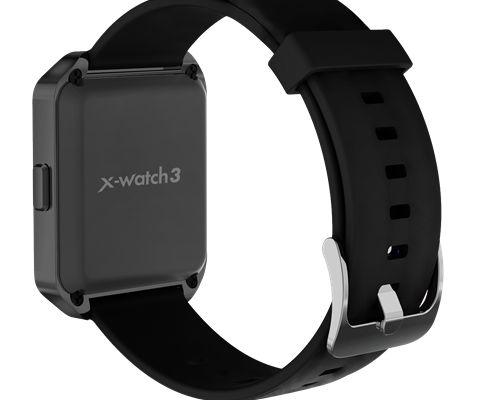 X-Watch 3, cel mai nou smartwatch de buget, de la Evolio