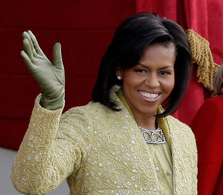 What a Travesty??  Jesus a Good Role Model?  http://commonsenseconspiracy.com/2012/06/what-a-travesty-first-lady-says-jesus-is-a-good-role-model-sparking-outrage/