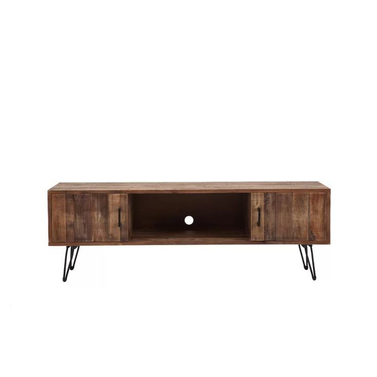 Quijada Solid Wood Tv Stand For Tvs Up To 65 In 2021 Solid Wood Tv Stand Wooden Tv Stands Modern Furniture Living Room