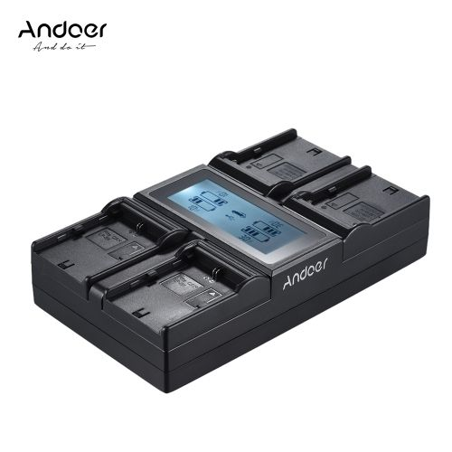 28.1$  Buy here - http://aipof.worlditems.win/all/product.php?id=D4656-6EU - Andoer LP-E6 LP-E6N 4-Channel Digital Camera Battery Charger w/ LCD Display for Canon EOS 5DII 5DIII 5DS 5DSR 6D 7DII 60D 80D 70D