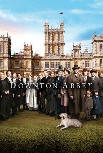 DOWNTON ABBEY (2010-) A chronicle of the lives of the Crawley family & their servants, before & after World War I. The show begins in April 1912:- The heir to the title of Earl of Grantham, long time inhabitant of Downton Abbey, perishes on the 'Titanic'. Robert, the benevolent current earl, owes his wealth to his American wife Cora but they have only three daughters, who cannot inherit by law, so another heir must be found by marrying off Mary, the eldest girl.