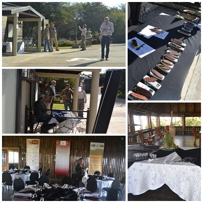 Noord-wes Jagters Conference at Thaba Tshwene Game Lodge