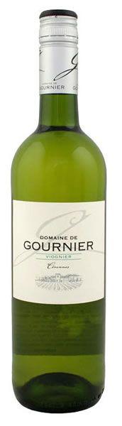Domaine de Gournier Viognier Floral, fruity, ripe peach & jasmine, in a medium body. From Languedoc!