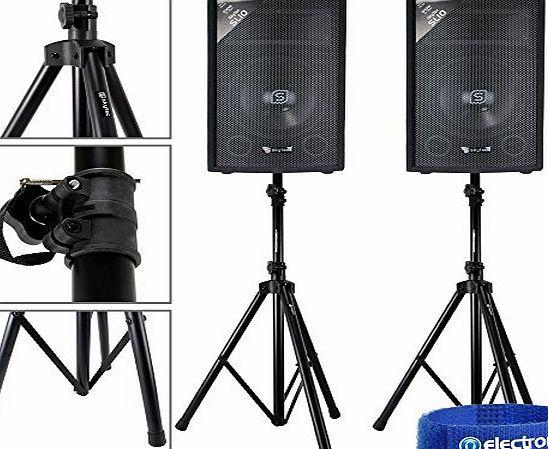 Electromarket 2x Skytec 10`` Passive Speakers PA DJ Disco Party Pub Bar Stands 1000W No description http://www.comparestoreprices.co.uk/december-2016-week-1-b/electromarket-2x-skytec-10-passive-speakers-pa-dj-disco-party-pub-bar-stands-1000w.asp