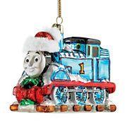 thomas the train christmas ornament