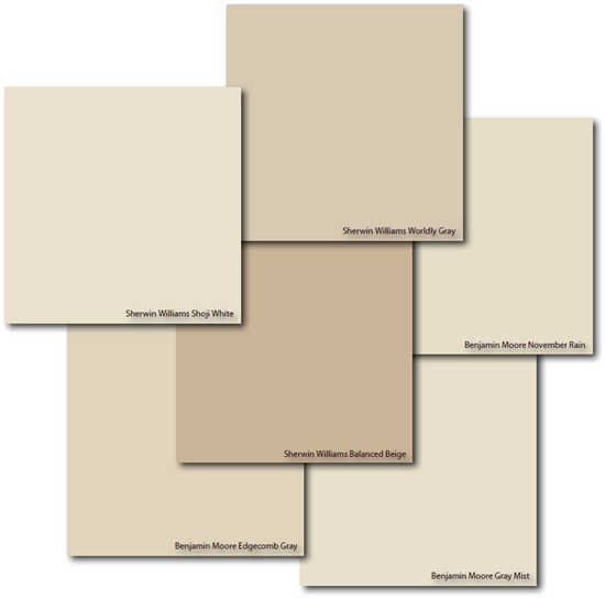 What Is The Difference Between Interior And Exterior Paint: Shoji White
