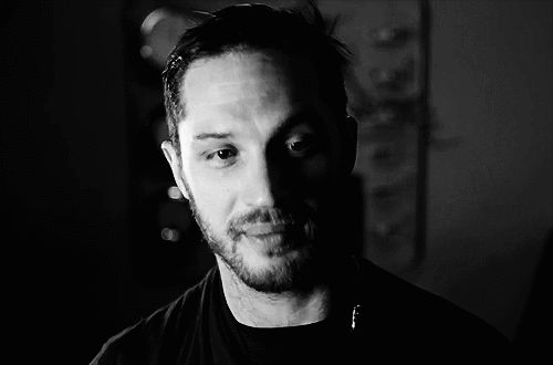He just DOES things to us, by simply existing. | Just A Reminder That Tom Hardy Won A Modelling Contest Wearing An Alice Band