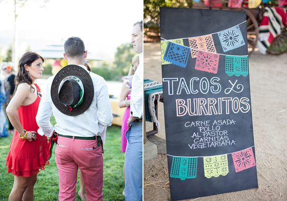 Cinco de Mayo engagement party | Photo by Megan Clause | Read more - http://www.100layercake.com/blog/?p=72241