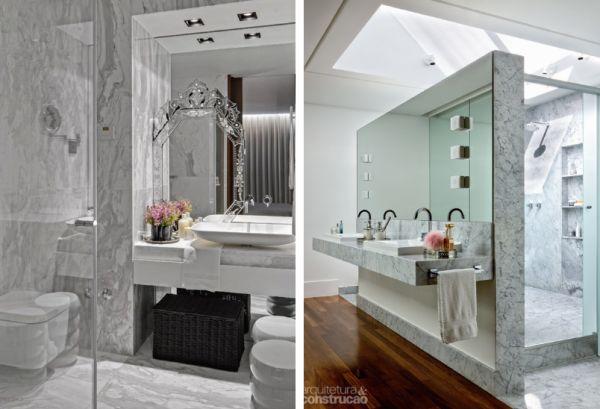 Banheiros Modernos Assim Eu Gosto : Melhores imagens de bathrooms banheiros no