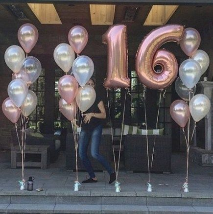 Super birthday party ideas for teens sweet 16 decorations Ideas