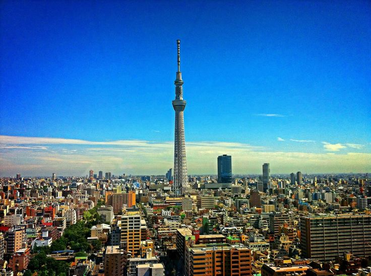 Tokyo Tower Τόκιο Ιαπωνία
