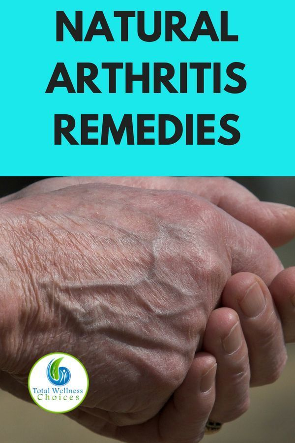natural construction headed for mitigate arthritis pain