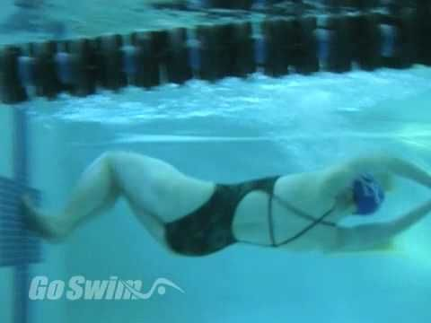 Swimming - Turns - Open Turn Sequence Step #4