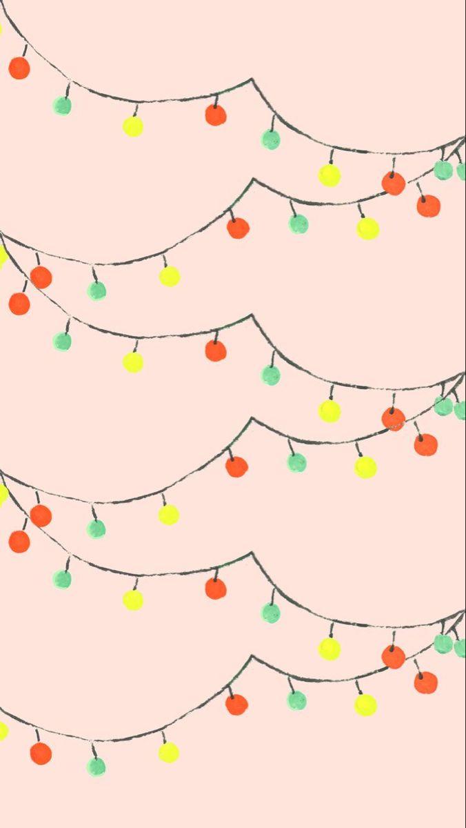Christmas Lights Christmas Phone Wallpaper Wallpaper Iphone Christmas Cute Christmas Wallpaper Cute christmas phone wallpaper
