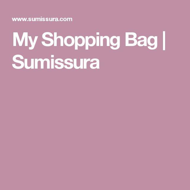 My Shopping Bag | Sumissura