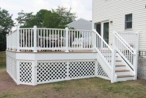 Composite Deck Installation Throughout Frederick County  #HomeImprovement