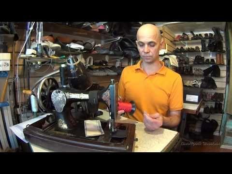 Настройка бытовой швейной машинки для шитья кожи. Рекомендации по подбор...