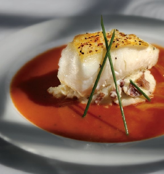 Pan-Seared Chilean Sea Bass | Recipes from Memphis | Pinterest