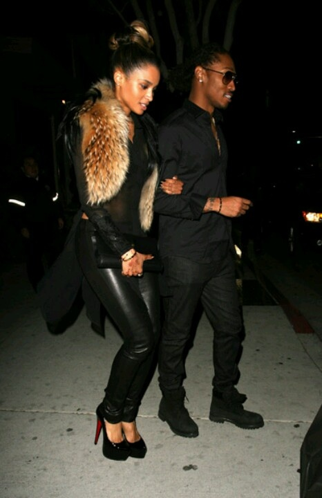 Future & Ciara