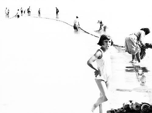 « Le blanc, c'est le néant, et le noir, ce sont les cicatrices. » Mario Giacomelli (photographe)