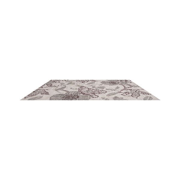 Ameila AME-2225 ($80) ❤ liked on Polyvore featuring home, rugs, tapetes, floor, loom rugs, tufted rugs, floral rug, floral area rugs and geometric rug