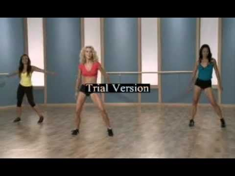 Full version of Julianne Hough's Just Dance! workout; includes private lesson, credits, workout, interview, and trailer.