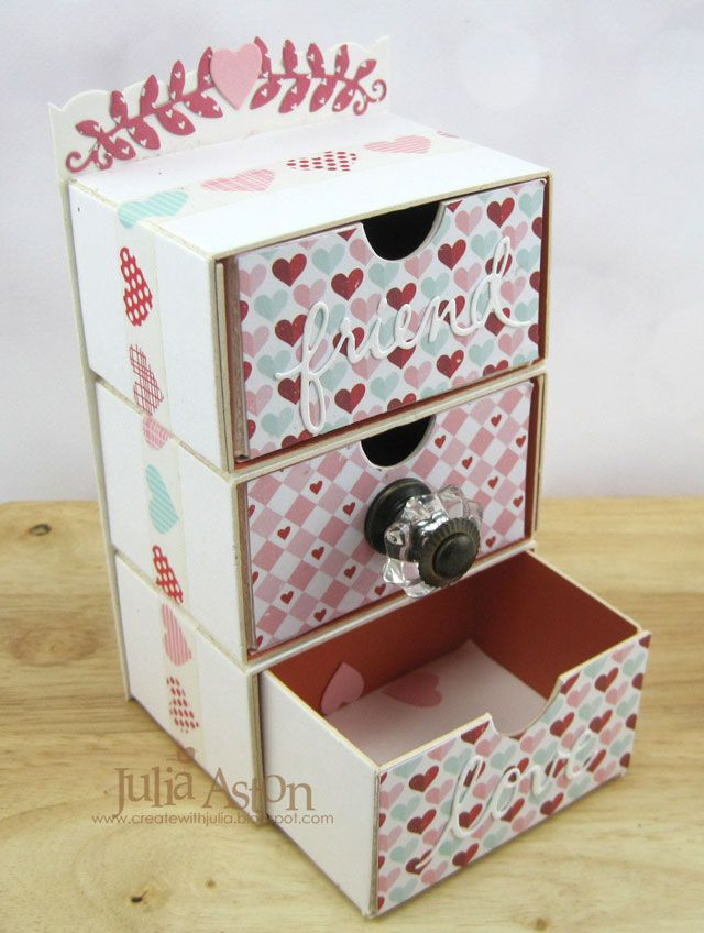 Sizzix Box, Stacking Drawer에 대한 이미지 검색결과