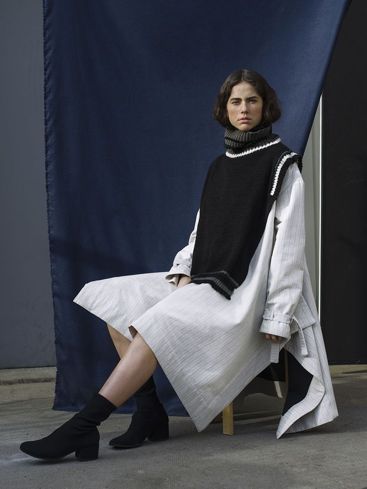 As a multicultural brand, Sepideh Ahadi is bridging the gap between her pure middle eastern background and European life experience. In her work, Sepideh embraces the simplicity of the traditional techniques used in Iran, her home place with the elegance found in Italy where she finished her M.A in fashion design and the practical aesthetic of German lifestyle, where she lives and work now. The brand is dedicated to slow fashion and sustainable practices, in that the designer creates her…