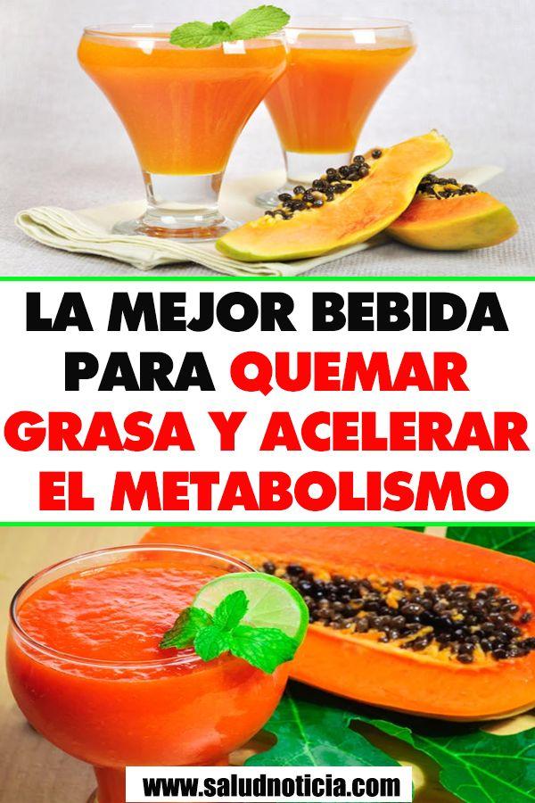 6 Métodos Para Acelerar Más El Metabolismo