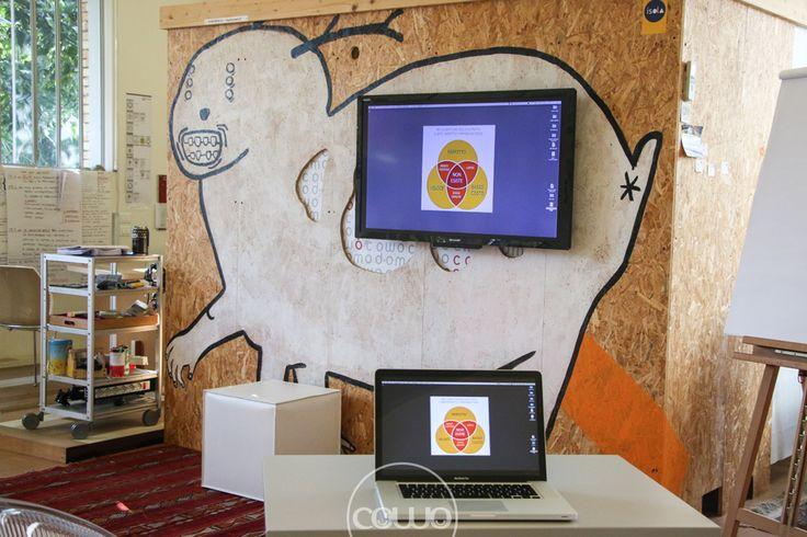 Spazio di coworking a Pordenone/Cordenons, presso la società Mod-o. Affiliato alla Rete Cowo®. http://www.coworkingproject.com/coworking-network/pordenone-cordenons/
