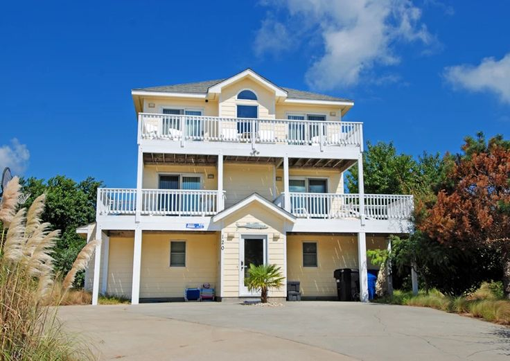 Twiddy Outer Banks Vacation Home - Ducks and Co. - Duck - Oceanside - 6 Bedrooms