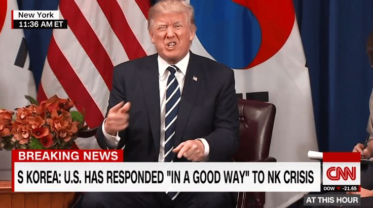 Donald Trump Just Slammed South Korea While Sitting By The President Of South Korea, This Is A Humiliating [WATCH HERE]  Written by Truth Examiner (1 day ago)Donald Trump on Thursday bashed the five-year-old trade agreement between the United States and South Korea while sitting next to …