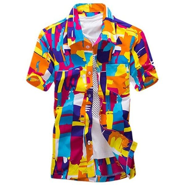 Best 25  Hawaiian print shirts ideas on Pinterest | Hawaian air ...