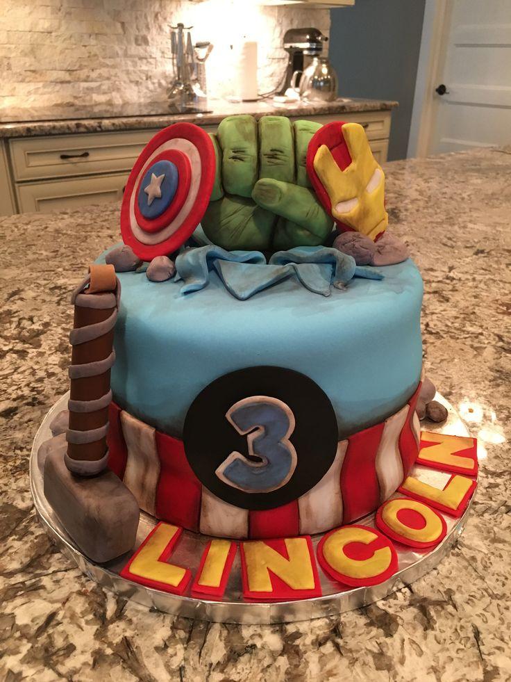 этой торт мстители фото для выписки представленные