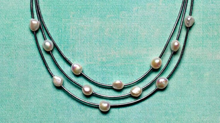 10 best great gift ideas on facet images on pinterest for Best glue for pearl jewelry