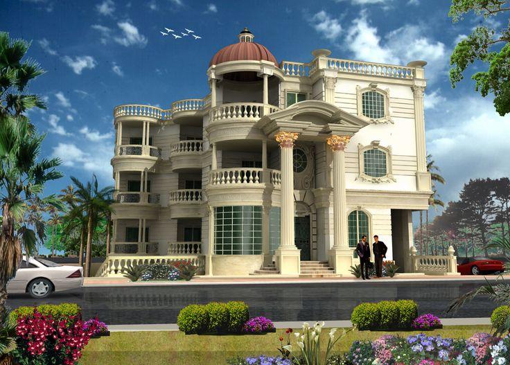 صور فلل بحث Google Modern Villa Design Villa Design House Styles