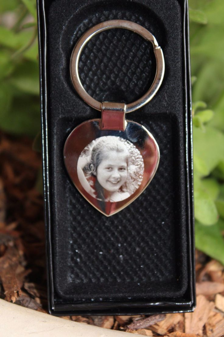 A daughter- have your photos engraved .  # photoengraving. #keepsakes