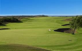 Resultado de imagen de campos de golf parador malaga