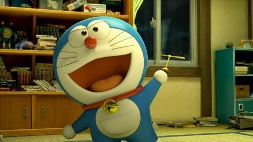 Dr.Vee, Mangaka without Borders!: Anime Robot Cat Doraemon Enters 3rd Dimension in 1...